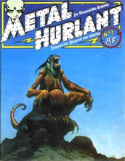 Metal Hurlant n°1