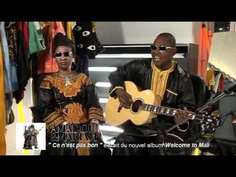 Amadou et Mariam : Welcome to Mali (videos)
