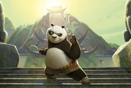 Kung Fu Panda Fighting
