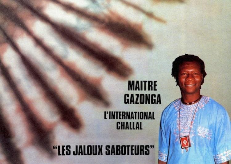Maitre Gazonga et les Jaloux Saboteurs