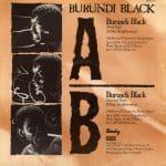 Burundi Black (1971)