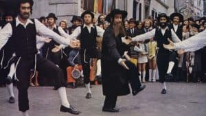 Rabbi Jacob i va Danser