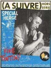 couverture A suivre special Herge