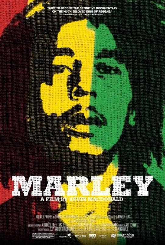 affiche bob marley documentary 2012